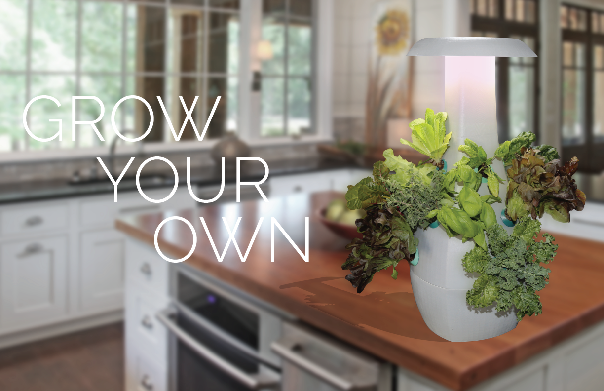 ROOT: a smart countertop gardening system Indiegogo