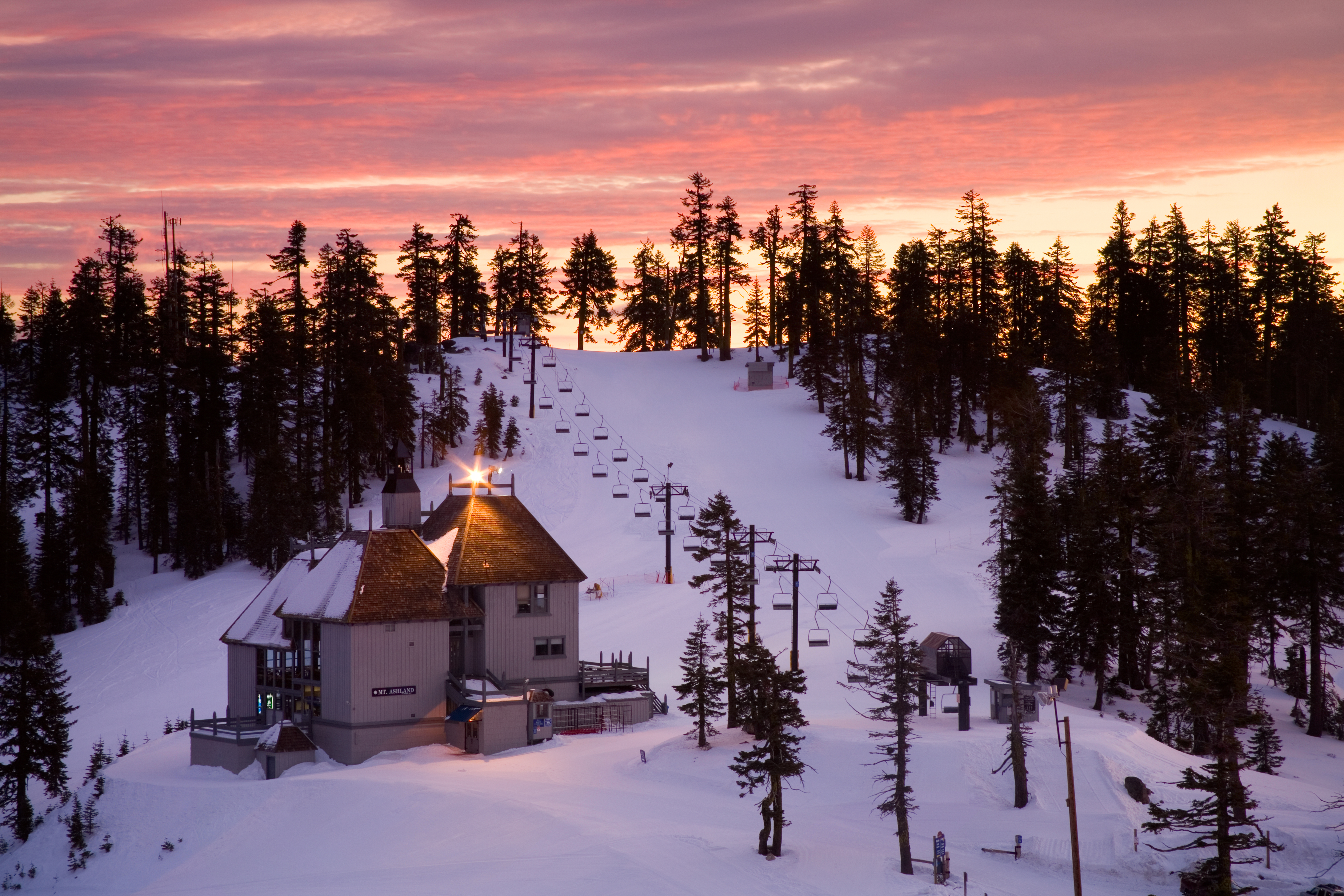 Mt. Ashland Ski Area - Mt. Ashland Ski Area