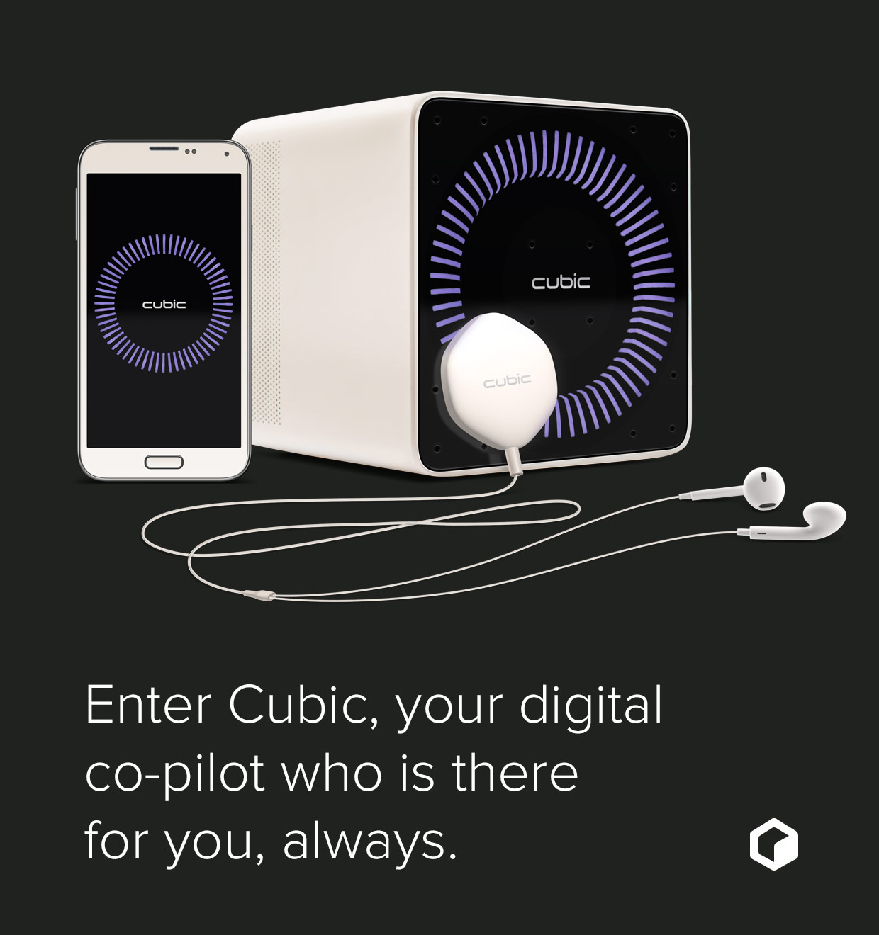 Cubic: Your Personal AI with Personality | Indiegogo