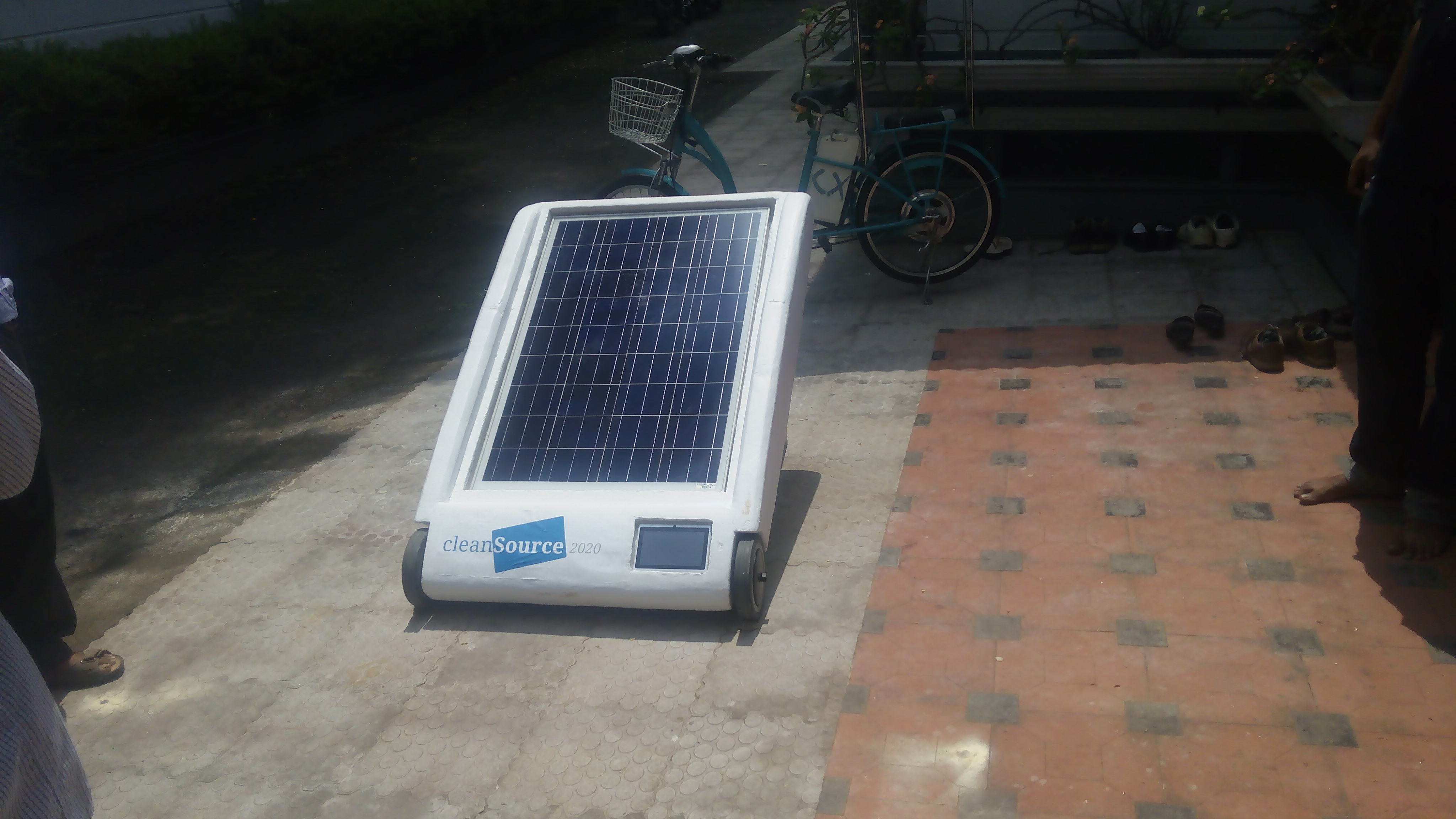 Desolenator aims to bring water independence to a billion people