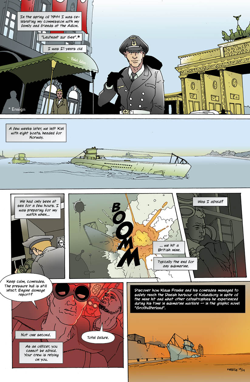 Grovterland graphic novel about ww2 in germany indiegogo graphic novel about ww2 in germany indiegogo sciox Gallery