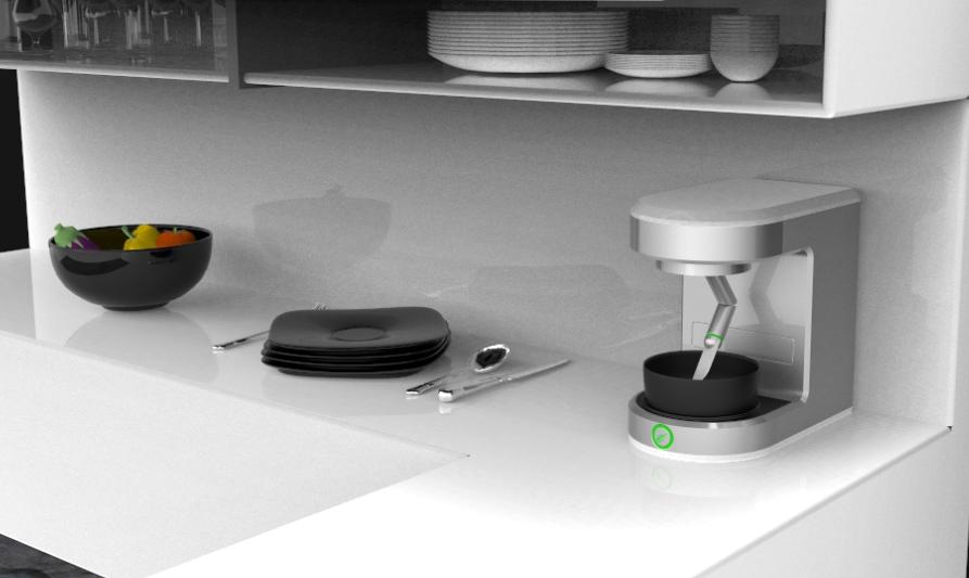 Cooki Robotic Automated Cooking Using Fresh Food Indiegogo
