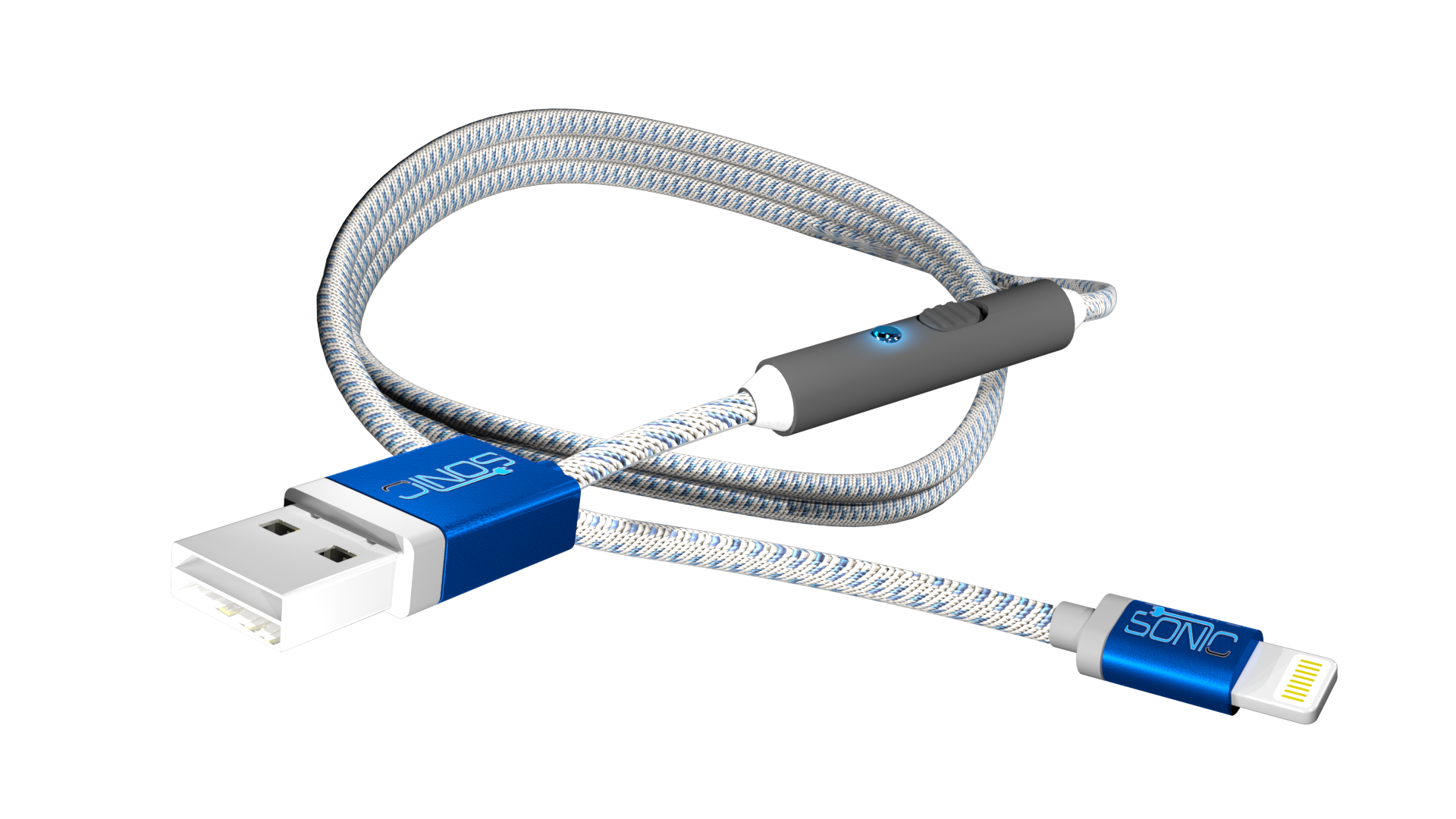 SONICable,The World\'s Most Advanced Charging Cable | Indiegogo