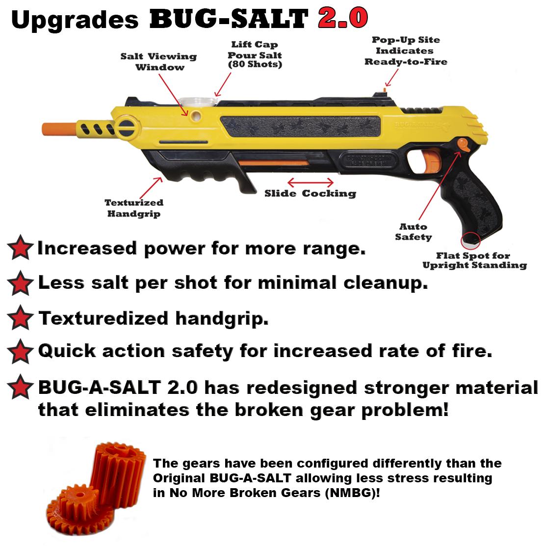 Bug A Salt Introduces Camofly 2 0 Indiegogo