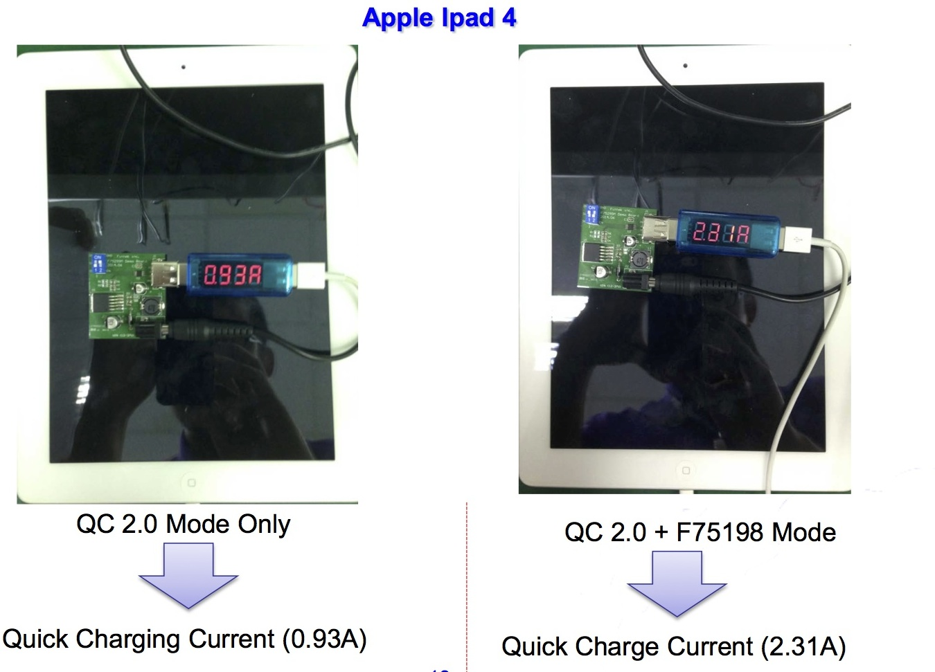 iphone quick charge. palmpower\u0027s rapid charge circuit design allows for seamless power transfer. iphone quick