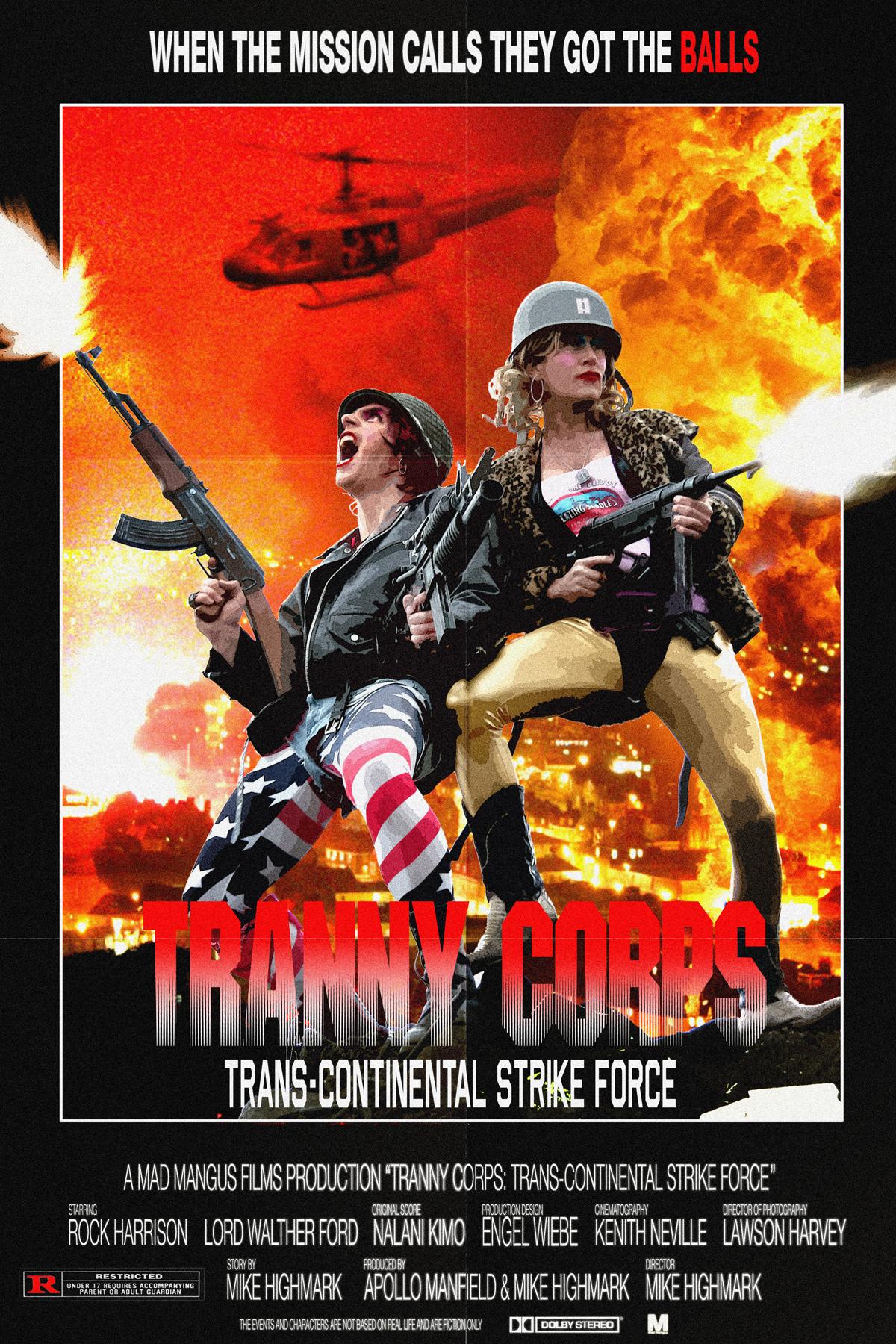 Free tranny films