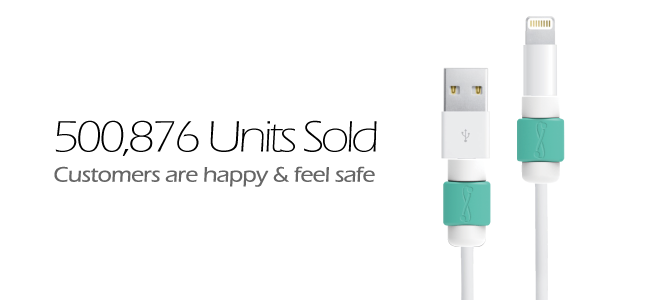 Lightning Amp Magsafe Saver Protects Your Cables Indiegogo