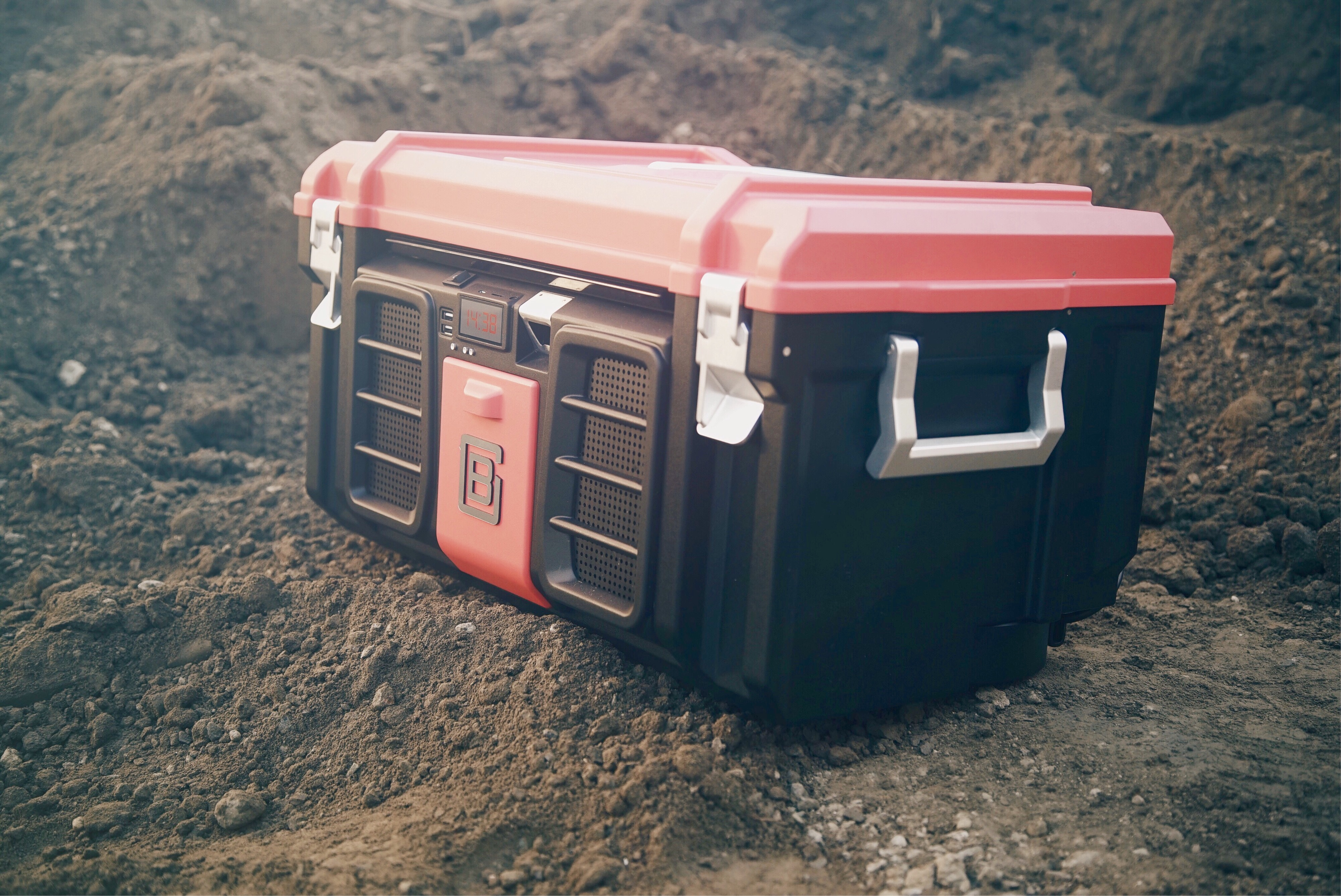 Cool Box coolbox- the world's smartest toolbox. | indiegogo
