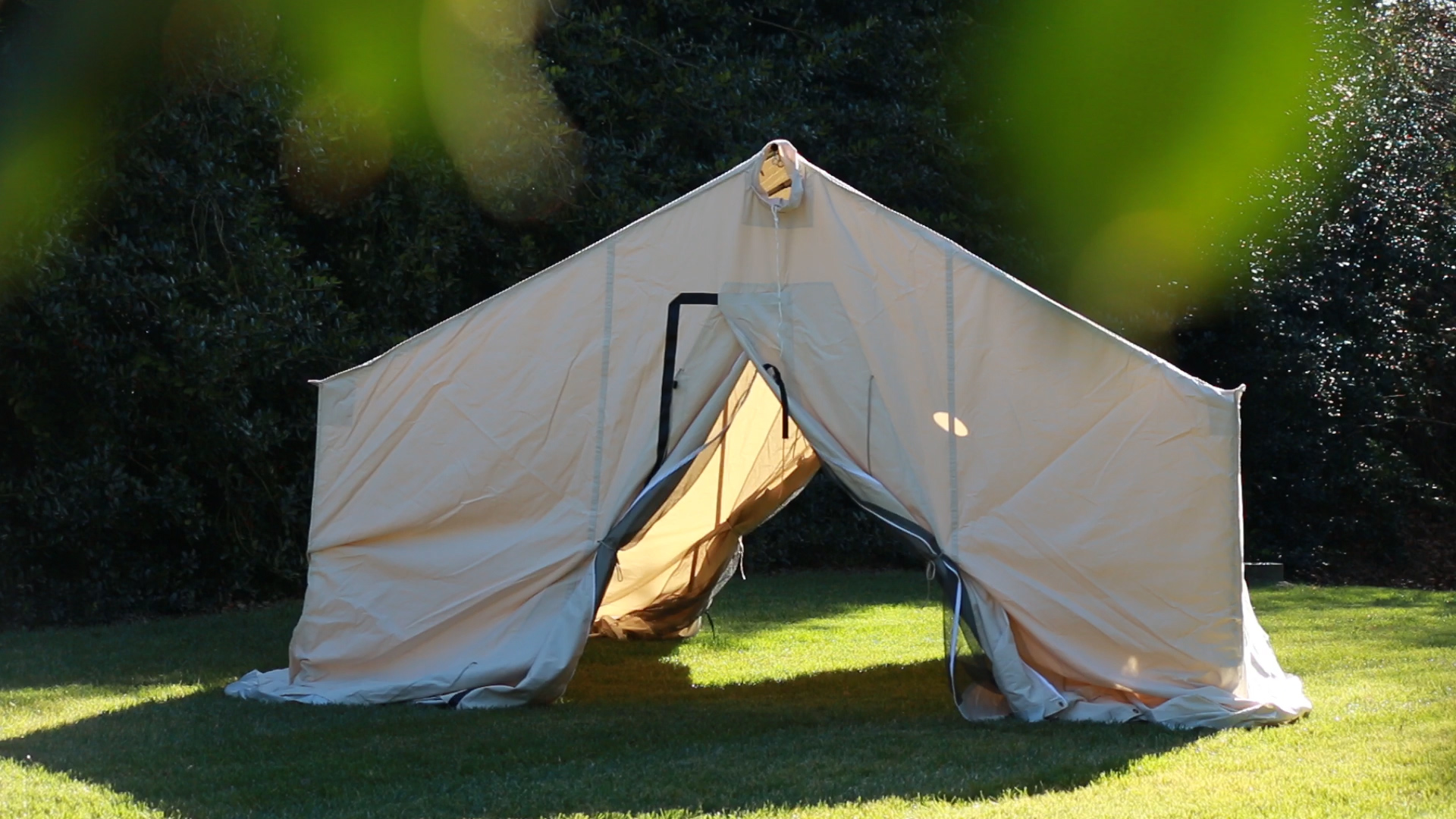 $4000 A Freeman Tent An Outfitter Stove Package and Me! & Freeman Tents | Indiegogo