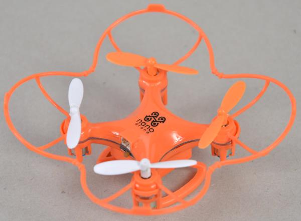 Axis Nano Drone Orange