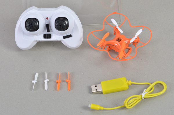 Axis Nano Drone Includes
