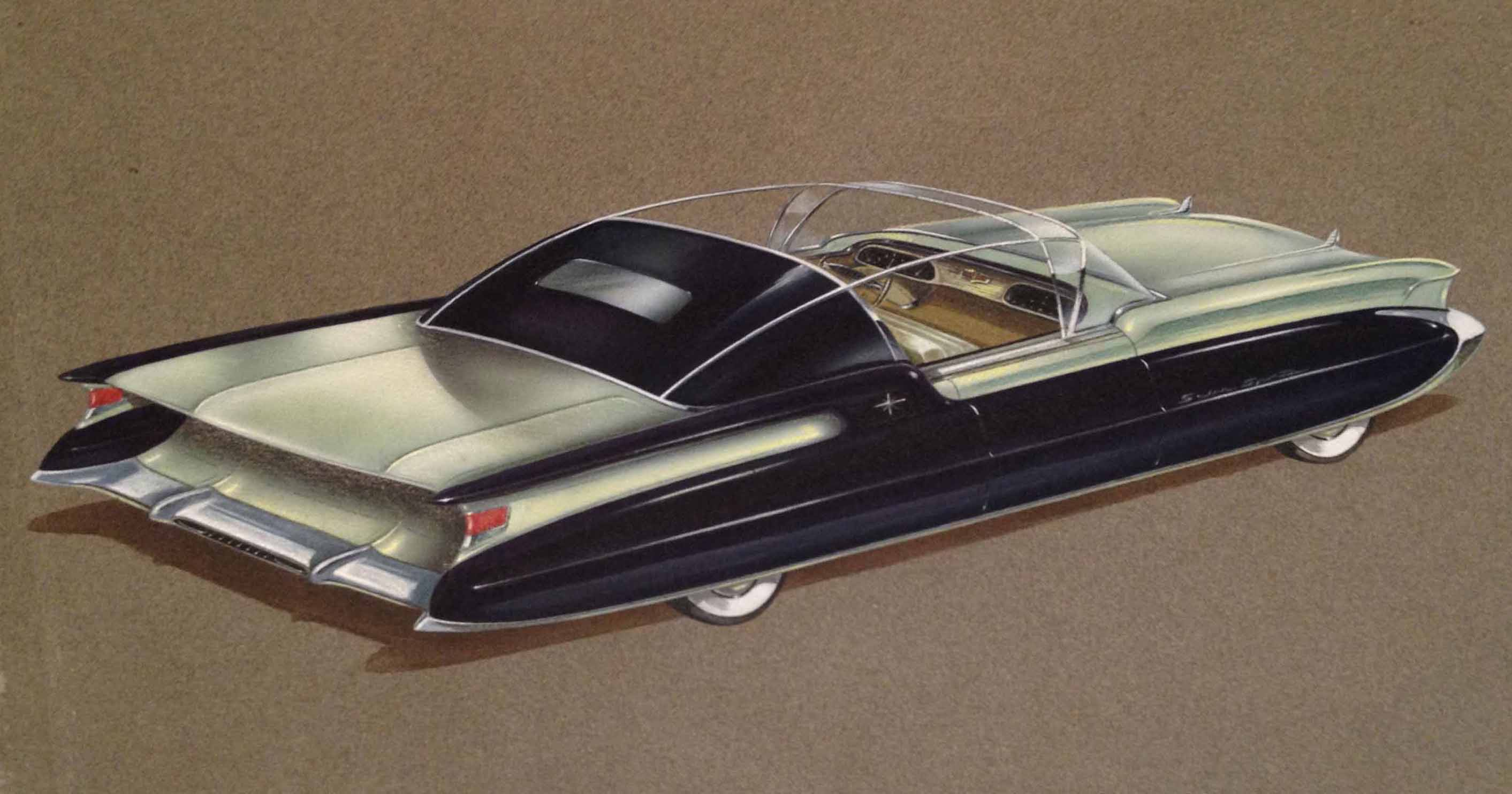American dreaming mid century car design on film indiegogo for Mid city motor world used cars