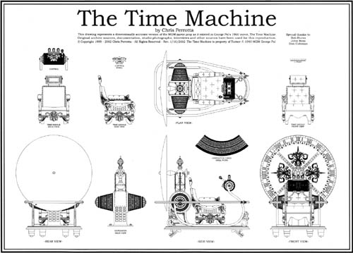 Unveiling The TIME MACHINE | Indiegogo