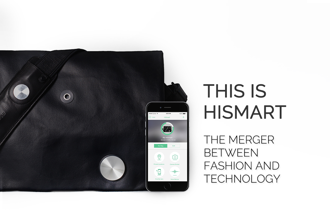 Hismart The First Smart Convertible Urban Bag Indiegogo Quality Waterproof Custom Printed Circuit Boards For Mobile Phone And