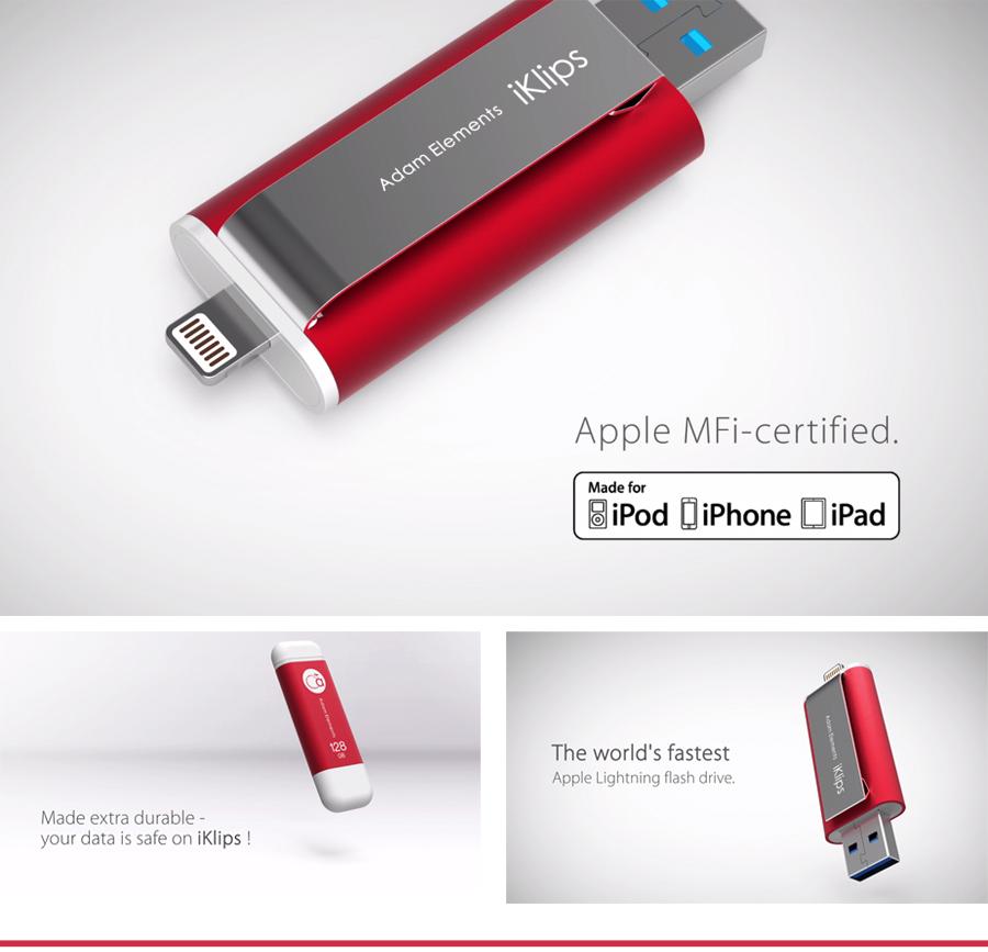iflash usb drive for iphone & ipad