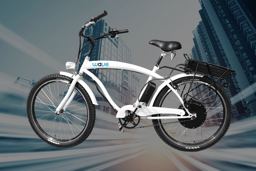 Wave Electric Bike The Fastest And Most Affordable