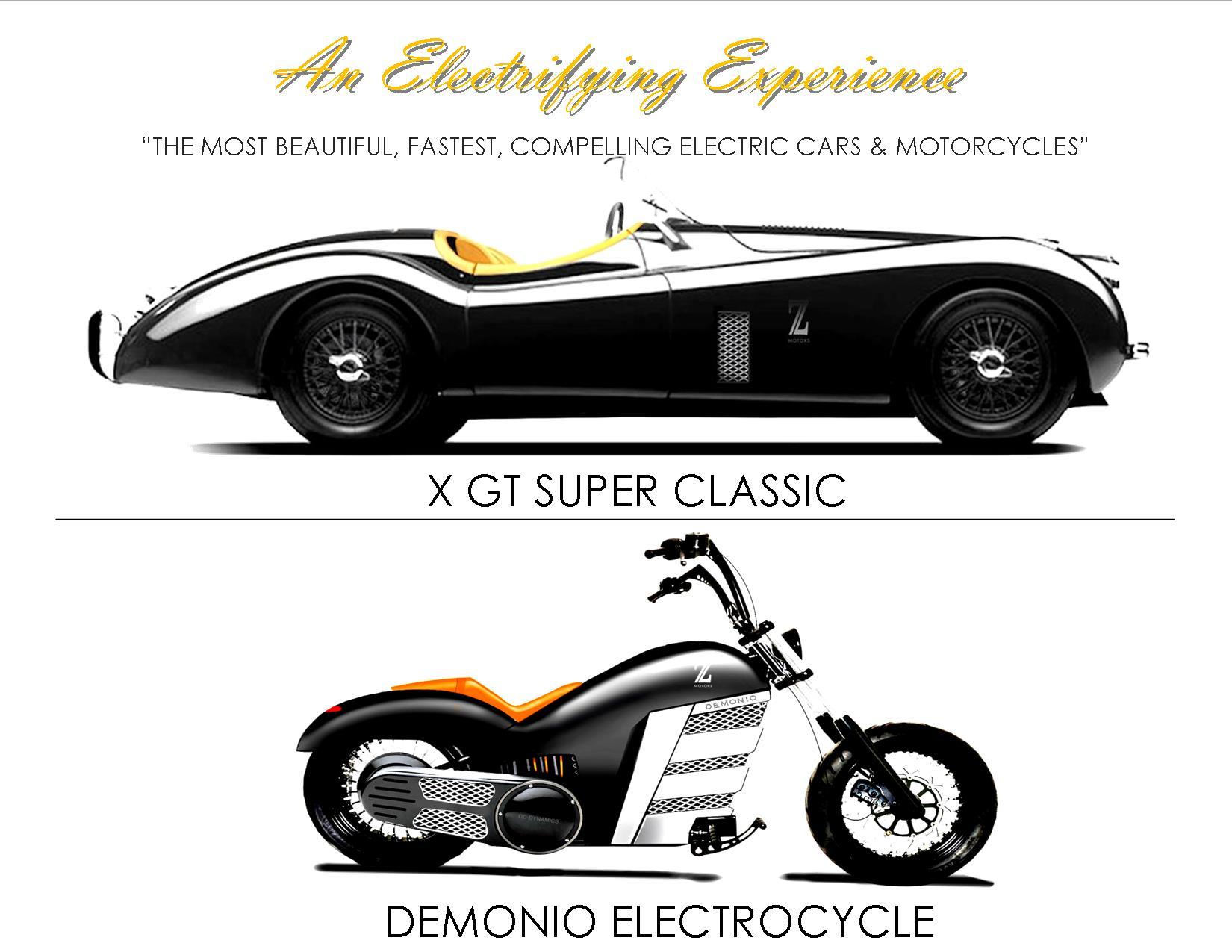ZENO MOTORS | Indiegogo