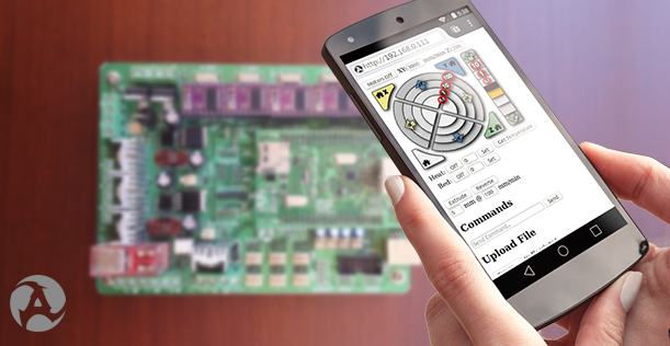 Brainboard v2: Demon of CNC controllers | Indiegogo