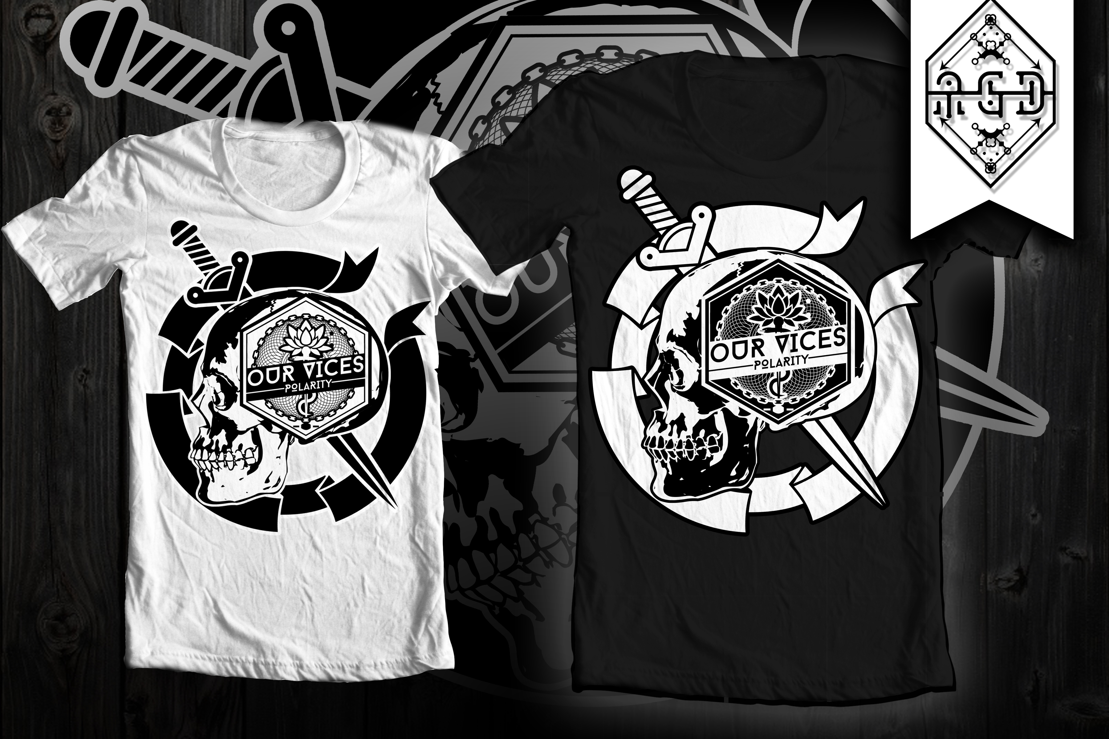 Shirt design layout - Update Design Done By Andy Glass Of We Came As Romans The Same Design Will Be On The Sweatshirts And They Will Be Black