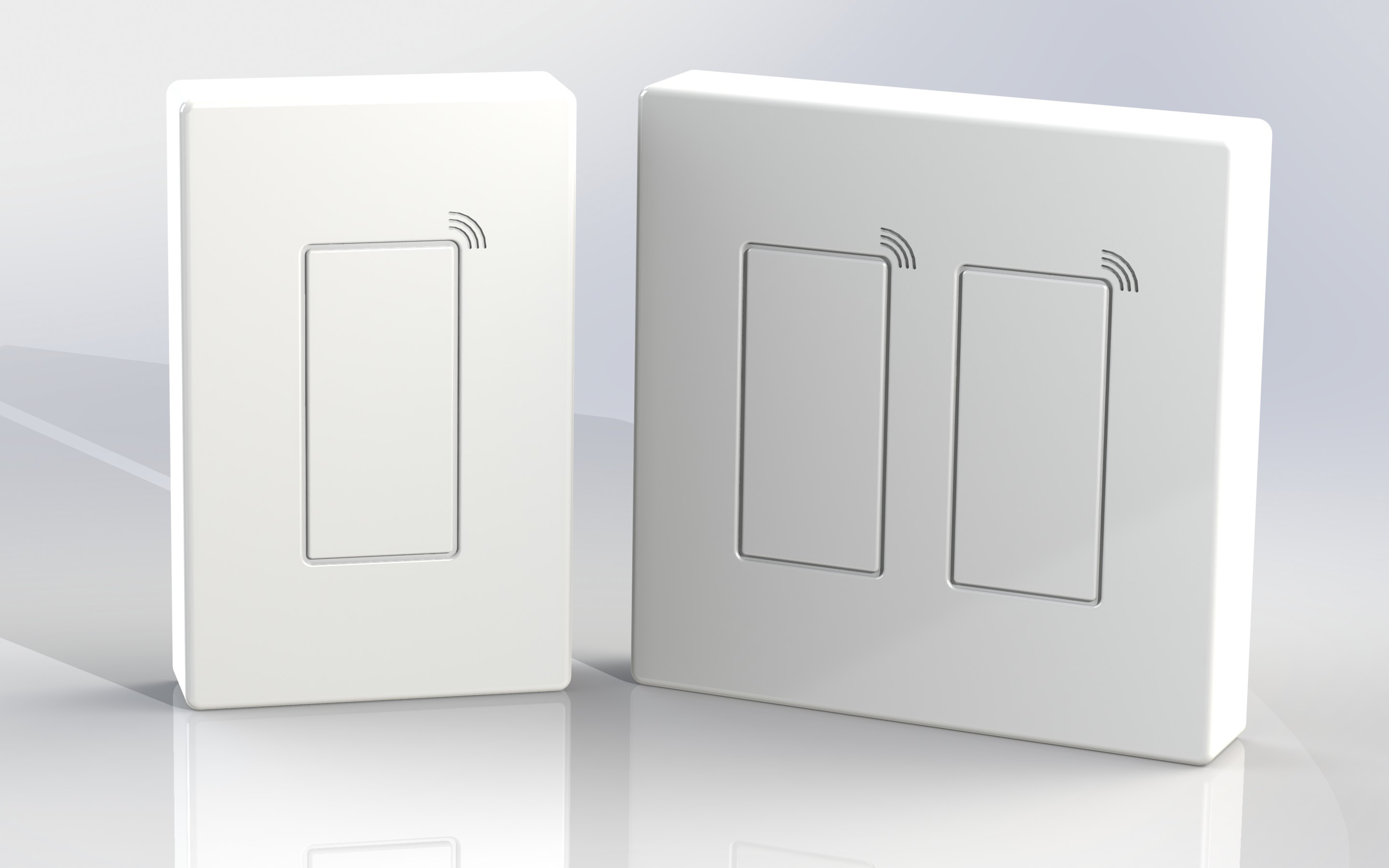 AirON - Rethinking How a Light Switch Should Work | Indiegogo