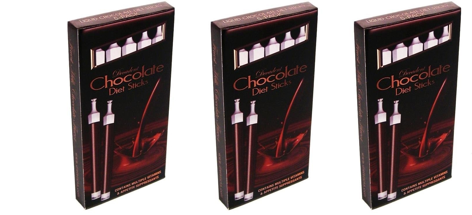 Chocolate Diet Sticks: Healthy and Delicious! | Indiegogo