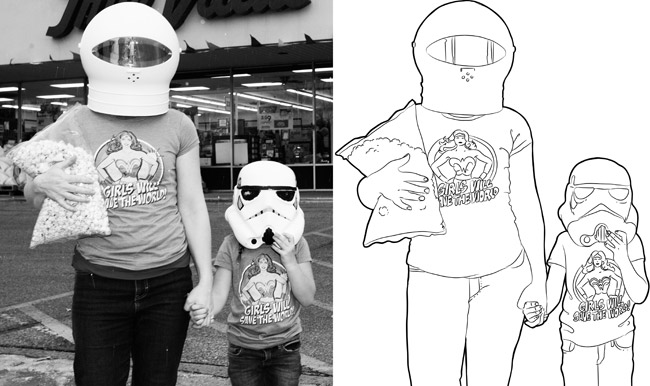 El Coloring Book Ridiculoso | Indiegogo