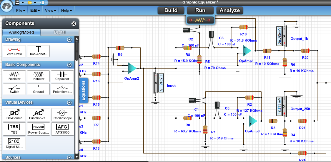 Best Circuit Simulation Software Online - Wiring Diagram Services •