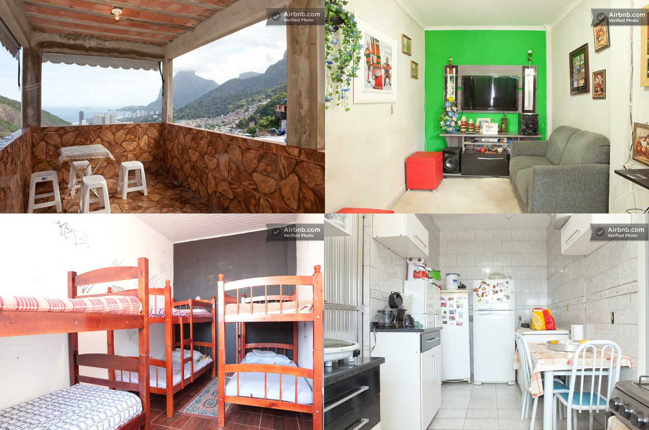 Favela Experience  Affordable Accommodations For The 2014