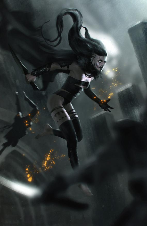Infusion RPG Playtest | Indiegogo