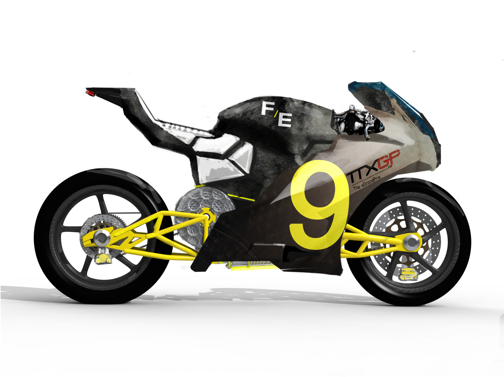 The Worlds Fastest Electric Motorcycle Future Electric