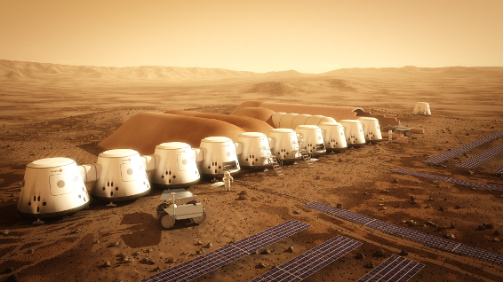 Mars One - First Private Mars Mission in 2018 | Indiegogo