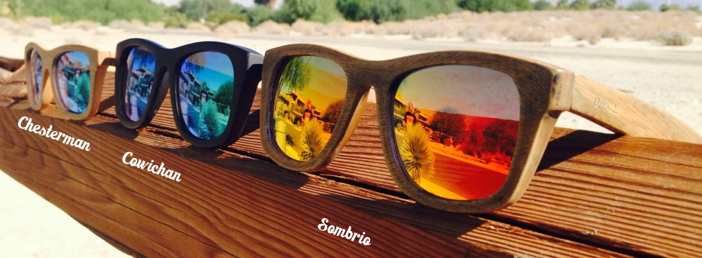 4f00aa492b burnt. polarized Bamboo and Hardwood sunglasses 2.0