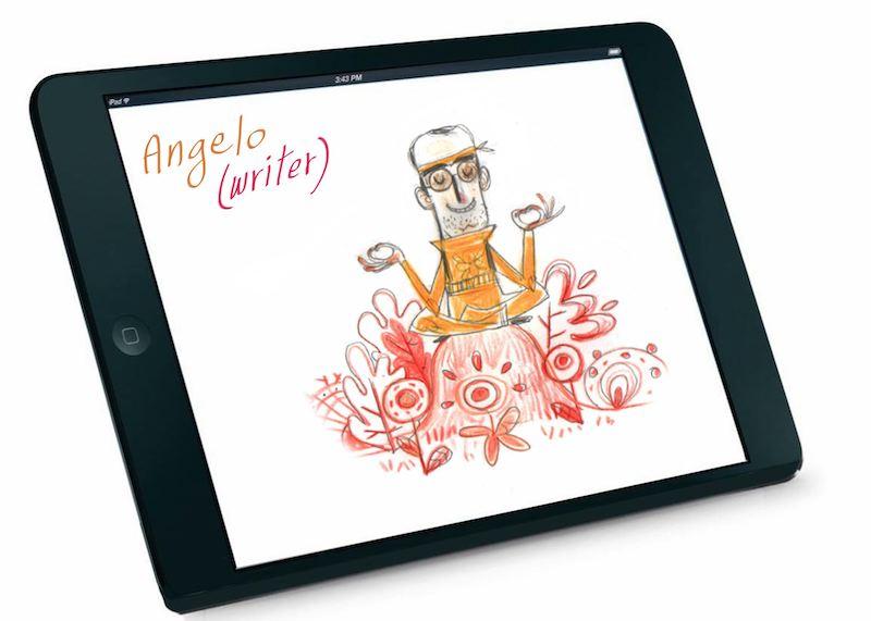 Angelo Pastore - Creator & Writer
