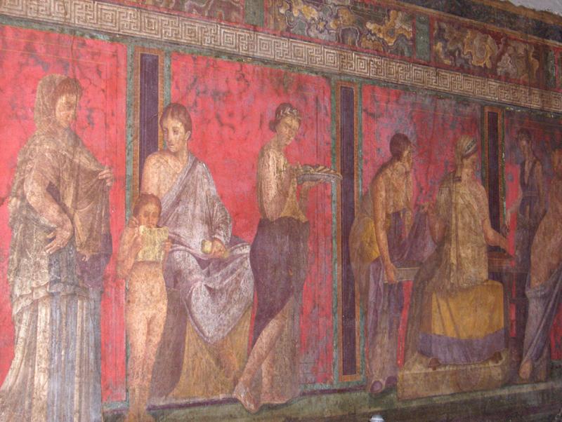 Matrimonio Imperio Romano : Conserve art of pompeii indiegogo