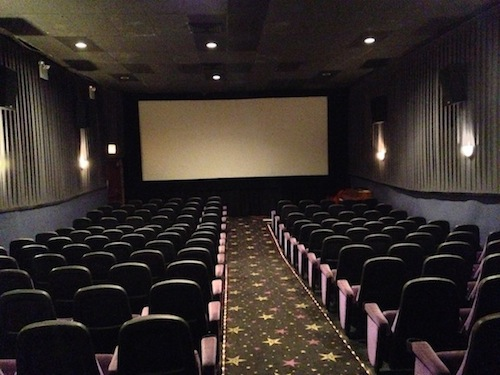 Help save the brooklyn heights cinema indiegogo for Small room movie theater