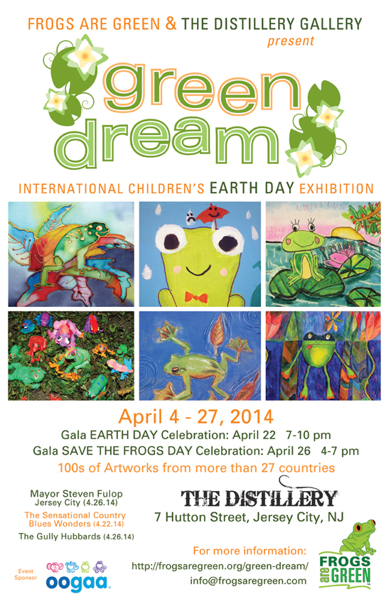 Green Dream - International Children's Earth Day Exhibition