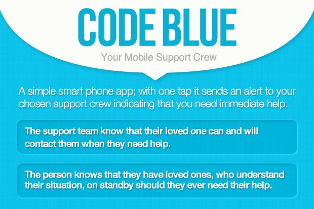 code blue indiegogo