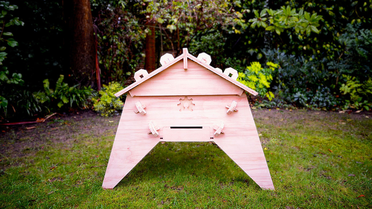 http://www.indiegogo.com/projects/open-source-beehives