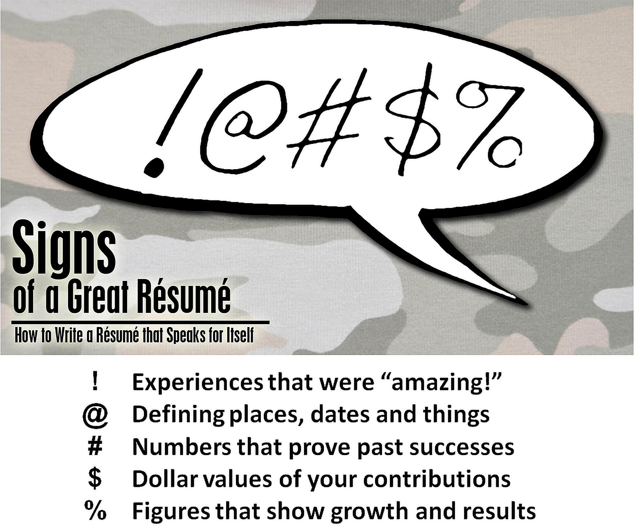 Dos and Don     ts for Writing your Resume as a Military Veteran     Free Book Download       Resume Do     s  amp  Don     ts for Transitioning Military Veterans  Part