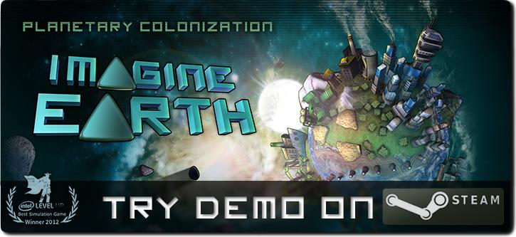 Imagine Earth - Planetary Colonization | Indiegogo