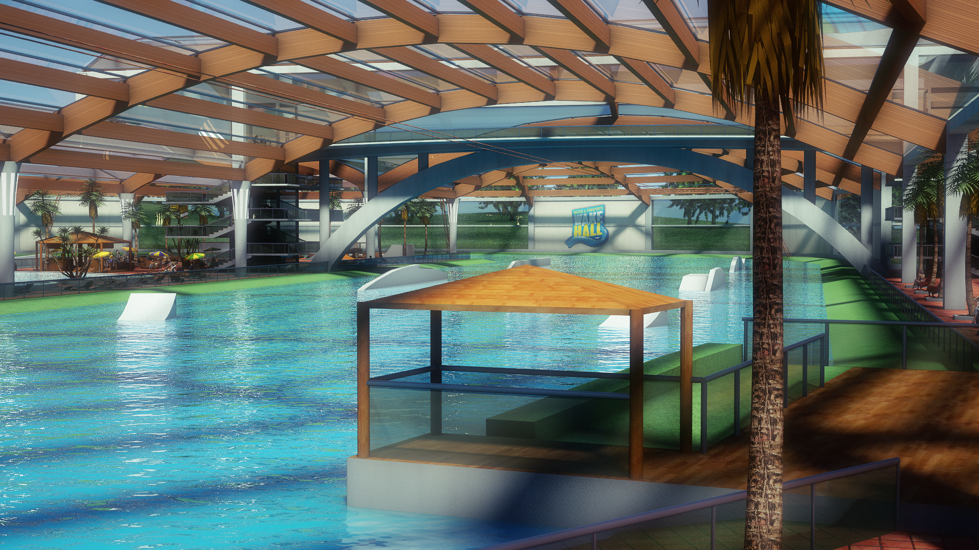 The World\'s First Indoor Wake & Funsport Hall | Indiegogo