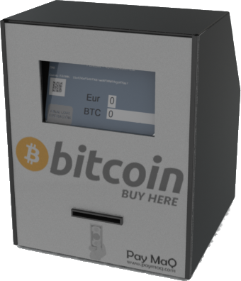 Paybitcoin the first low cost free bitcoin atm indiegogo the worlds first low cost bitcoin atm ccuart Choice Image