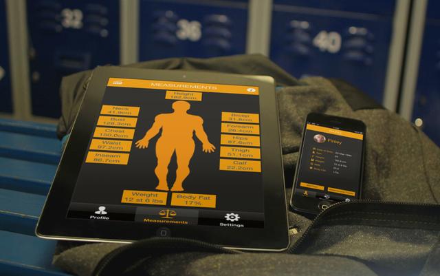 Body Measurement & Fitness App | Indiegogo