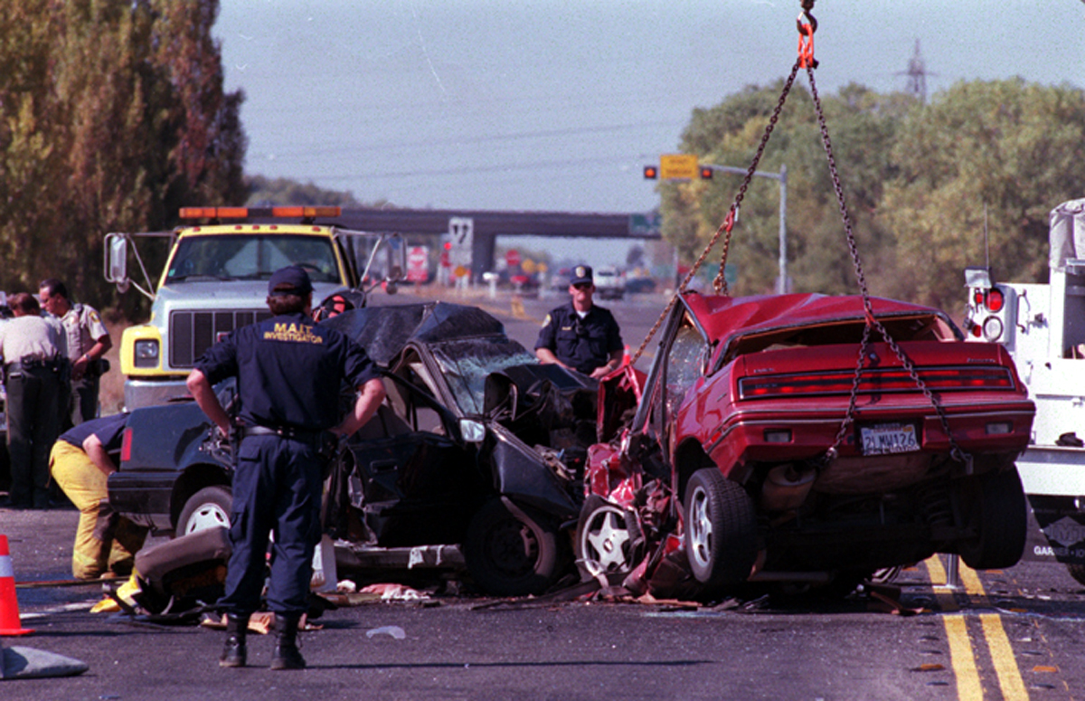 Tiphany Adams Car Accident