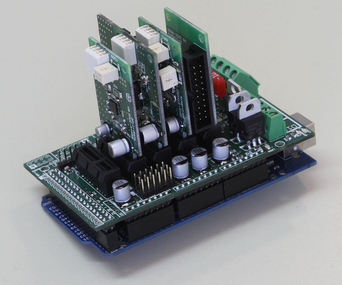 Bam dice the new open standard for arduino based d