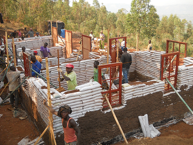 We Want To Refine And Develop This Collaborative Building Strategy, And  Eventually Build 50 Houses In Masoro.