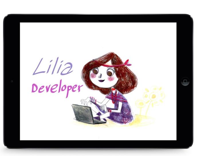 Lilia Dassine Belaid - Developer