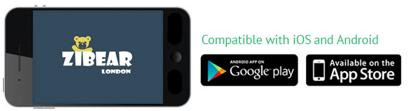 Compatible with iOS and Android smartphones