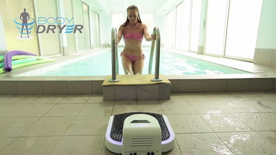 body dryer