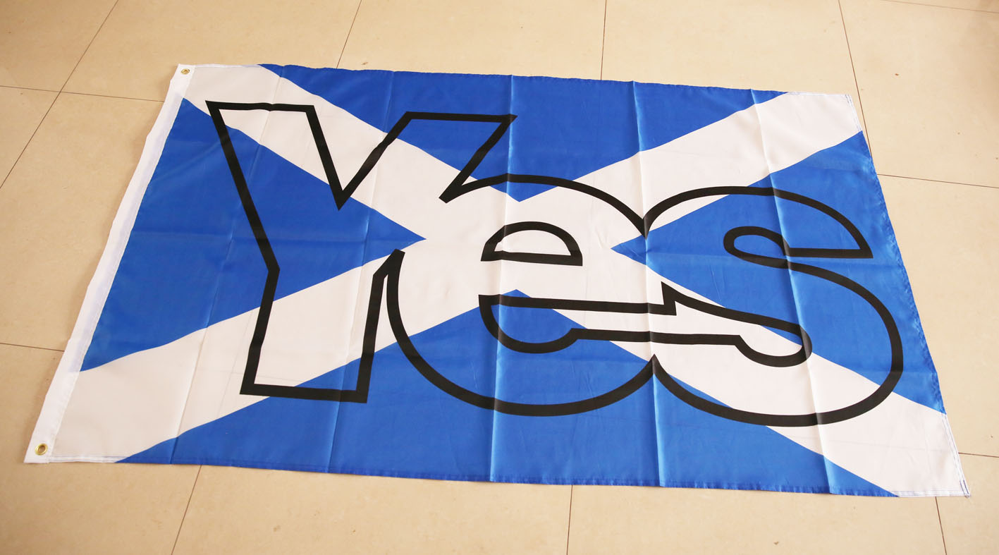 10 000 flags for yes indiegogo